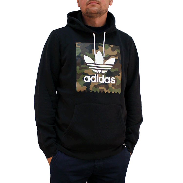 adidas camouflage blackbird pullover hoodie ay8897 ay8897. Black Bedroom Furniture Sets. Home Design Ideas