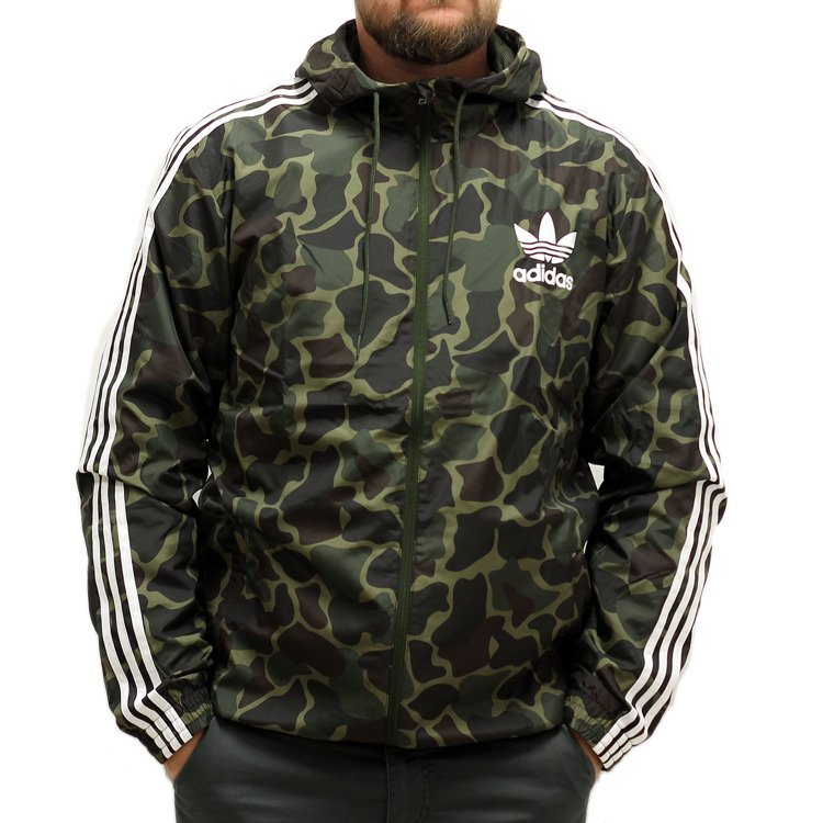 adidas originals camo windbreaker bj9997 bj9997. Black Bedroom Furniture Sets. Home Design Ideas