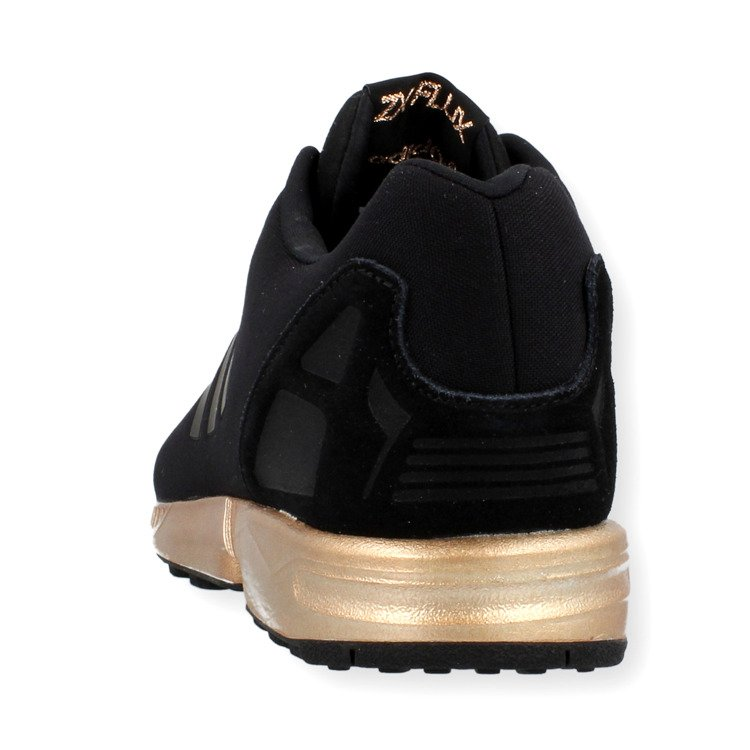ace275492e3f adidas zx flux damskie złota podeszwa